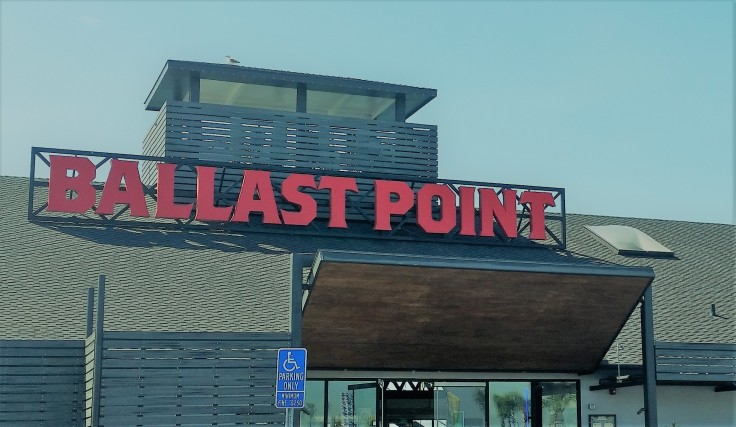 Ballast Point Sign