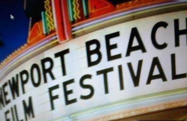 Film Festival Sign